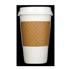 coffee cup sleeve plain environmentally friendly
