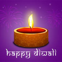diwali day gift card