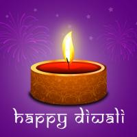 diwali day gift card